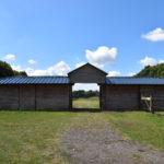 écurie barns en bois